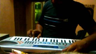 kabhi aaine pe likha tujhe piano cover