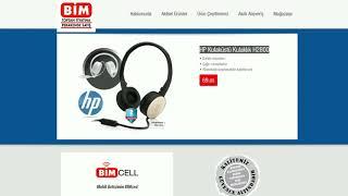 Bim Market Aktüel HP Ürünleri