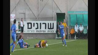Euro 2013 Women's Football Qualifying Tournament - Israel vs. Scotland - Part 2 of 2