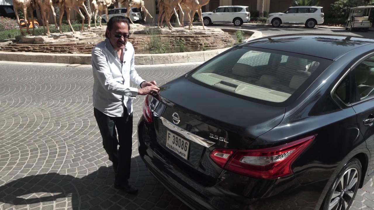 نيسان ألتيما Nissan Altima 2017 - سعودي أوتو
