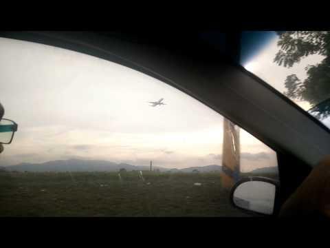 Traveling  Honduras airport