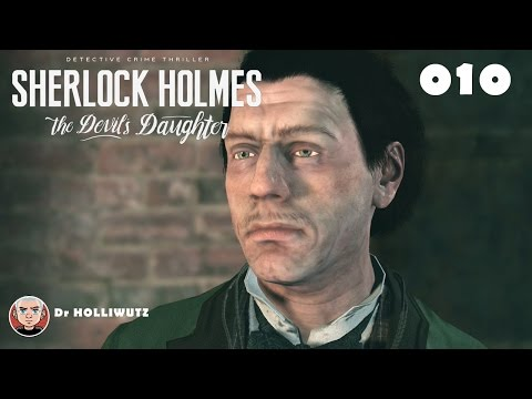Sherlock Holmes #010 - Besuch bei Marley und Albeit [XBO][HD] | Let's Play The Devil's Daughter
