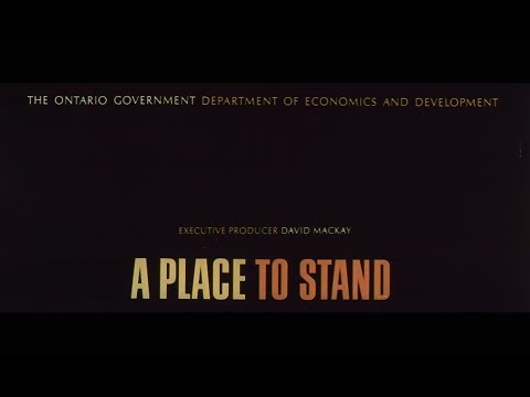 A Place to Stand (1967)