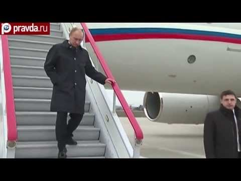 Putin to be rewarded for peace in the world?