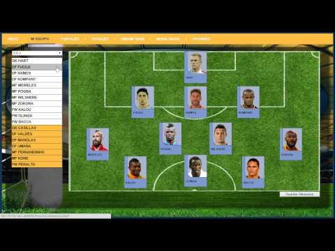 Fantasy Football - Manage your team