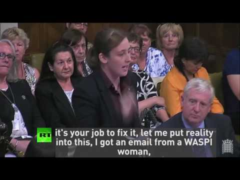 """Mhairi Black: """"Tories, it's your job to fix WASPI scandal"""""""