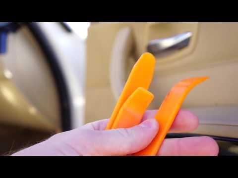 Repairing Door Handles On A Bmw 2006 7 8 9 Youtube
