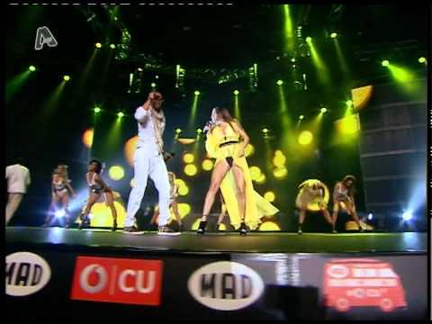 katerina stikoudi & Mohombi - Bumpy Ride - MAD VIDEO MUSIC AWARDS 2011
