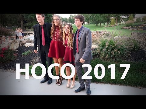 Download Youtube: COME TO HOMECOMING WITH ME! AND GRWM