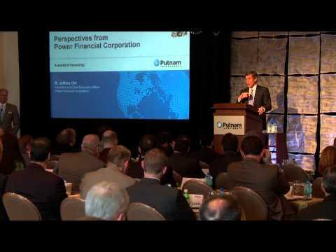 Jeffrey Orr: CSR at Power Financial Corporation