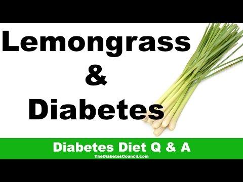 Is Lemongrass Good For Diabetes?