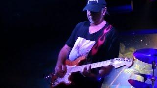 Joe Gater -guitar, Melissa Melissa (Maureau) -vocals, Billy Bier -b...