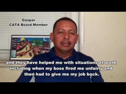 Gaspar, CATA  Board Member