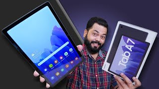 Samsung Galaxy Tab A7 Unboxing & First Impressions ⚡⚡⚡ Best Tablet Under 20000