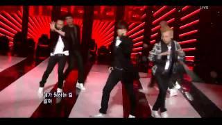 [HD] [110306 Lagu Populer SBS] Big Bang - SomeBoday To Love