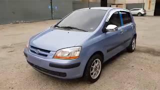 Hyundai click 2002 around www.ssancar.com