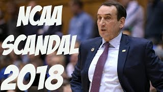 NCAA Basketball Scandal 2018 - Should Players Be Paid? NBA Minor League?