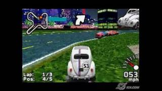Herbie: Fully Loaded Game Boy Gameplay_2005_06_23