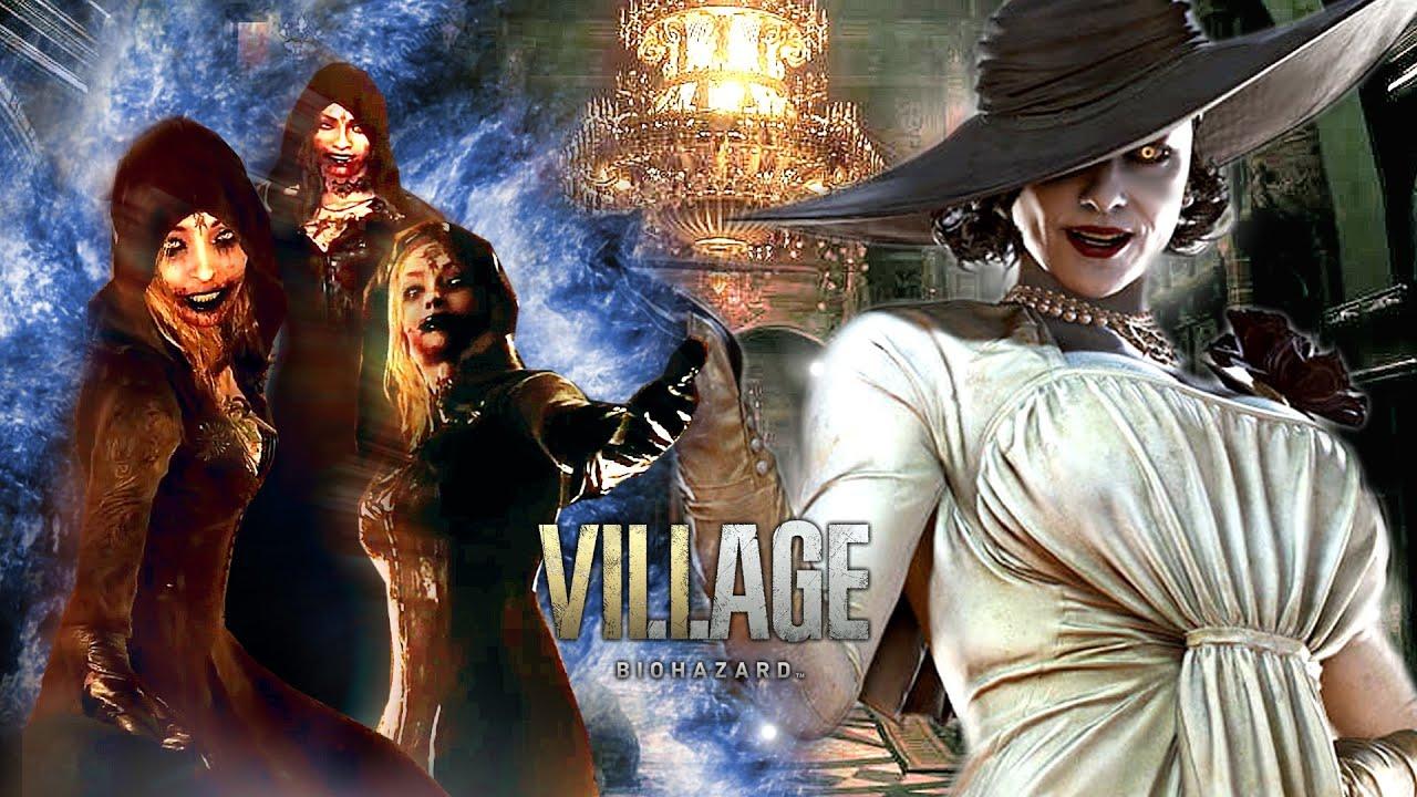 バイオハザード8ヴィレッジ 身も凍りつく城完全版【ノーダメージ攻略・ノーリトライ・次回は村2回目&人形屋敷】Resident Evil 8 Castle No Damage No Retry