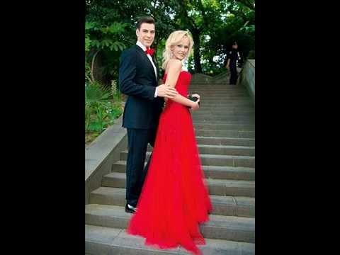 Самые стильные российские пары... Надежда Алексеева