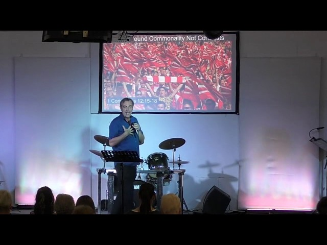 Ps Darin Browne - The Blessing of Unity