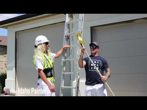 Don't Fall.  Ladder Safety Tools