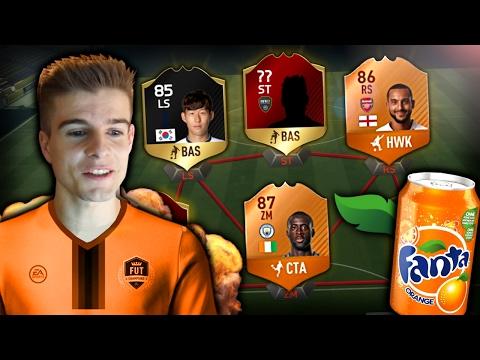 FIFA 17: FA(NTA) CUP MOTM SQUADBUILDER