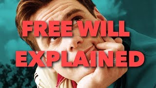 Why we don't have Free Will & Why that's OK