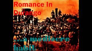 卍...a mediocre habit Romance In Durango (Bob Dylan)
