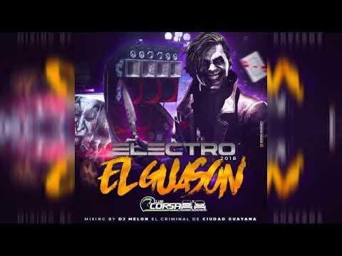 ELECTRO HOUSE 2018 · EL GUASON CAR AUDIO · CLUB CORSA CIUDAD GUAYANA · DJ MELON | 2018