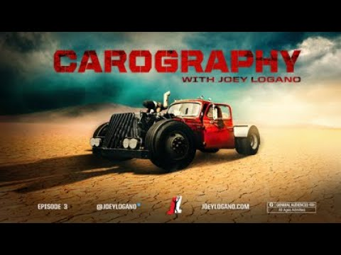 Carography with Joey Logano Episode 3: Mad Max Rat Rod