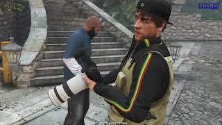 Прохождение [Grand Theft Auto V/5 #3] Стриптиз клуб - СИСЬКИ! Упоротый папарацци и дом Майкла