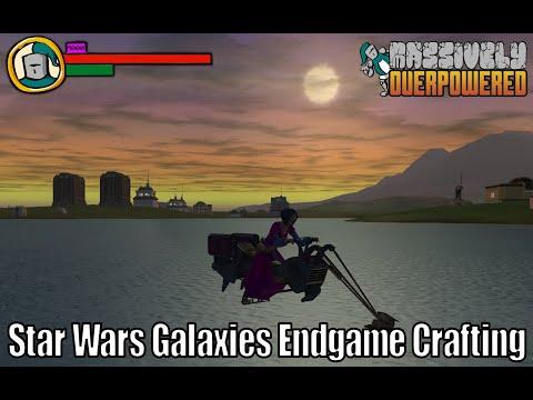 Deep-diving Star Wars Galaxies' Endgame Crafting - MassivelyOP