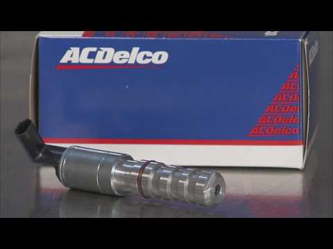 Variable Valve Timing Solenoids | ACDelco Garage