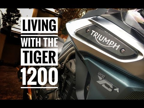 Long Term Review - Living with the 2018 Triumph Tiger 1200