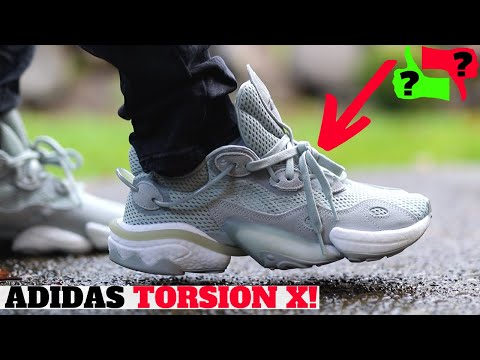 worth-buying?-adidas-torsion-x-w/-boost-review!-yeezy-500-comparison!