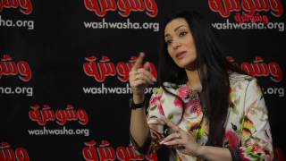 بالفيديو.. مايا نصري:' لساني متبري مني'