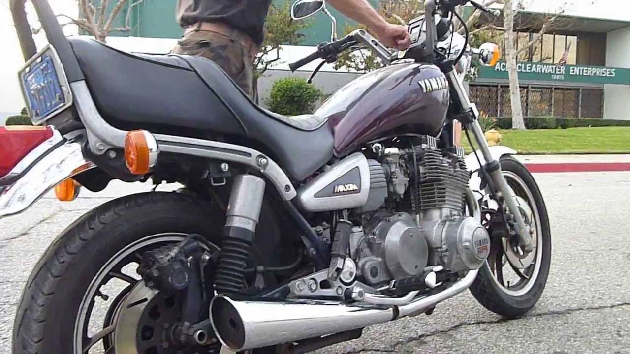 Yamaha Maxim For Sale