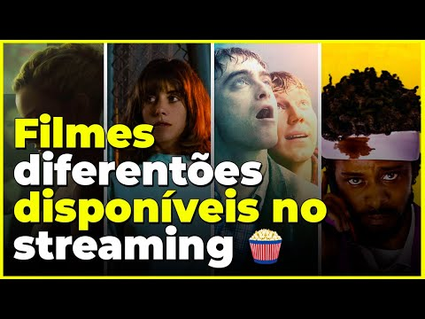 7 Filmes INSANOS que vão explodir sua mente! | Nos streamings