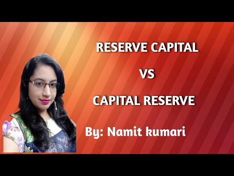 Difference between capital