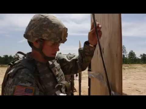 National Guard | Demolition Engineer