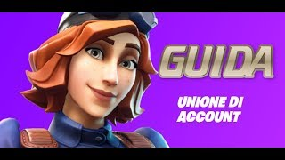 HOW TO JOIN TWO ACCOUNT FORTNITE-GUIDA