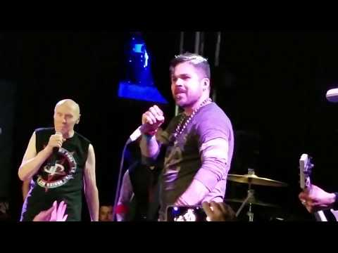 82yr Old John Hetlinger Performs Live with Drowning Pool