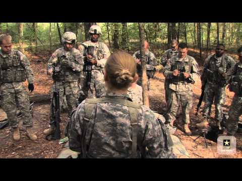 U.S. Army Officer Training - Soldier Future Leaders