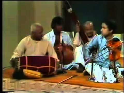 Violin Jugalbandhi - Pt. VG Jog & Dr. L Subramaniam (Yaman/Yaman Kalyan)