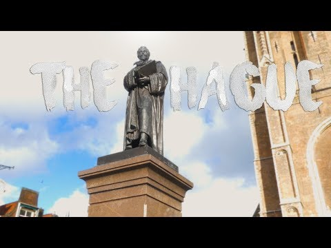 THE HAGUE (en nog een paar plaatsen) - Travel video