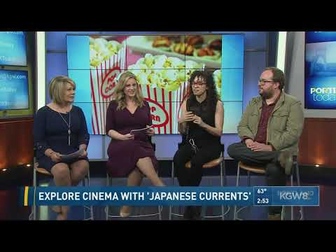 Explore cinema with 'Japanese Currents'