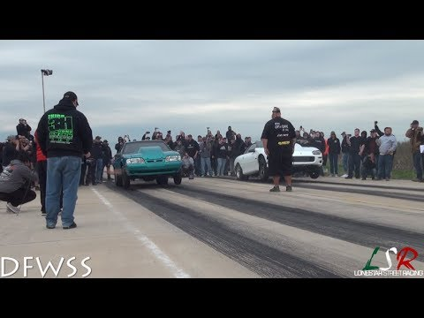 TX2K19 CASH DAYS! REAL DEAL Street Racing For $9000