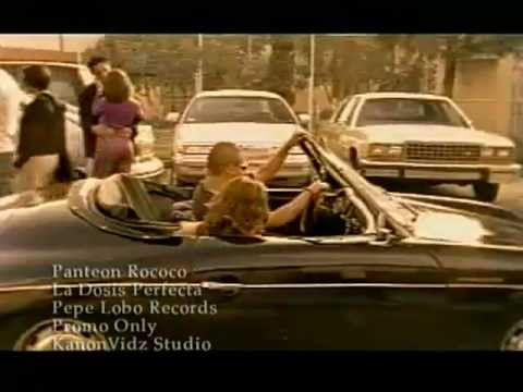 Panteon Rococo - La Dosis Perfecta (Video Oficial)