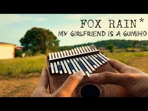 Fox Rain - My Girlfriend Is A Gumiho (Kalimba Cover)